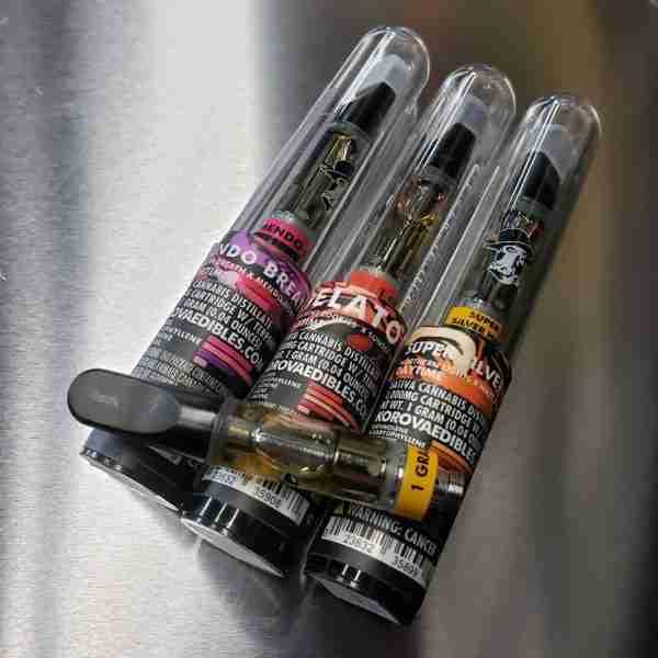 Korova oil vape cartridges Online