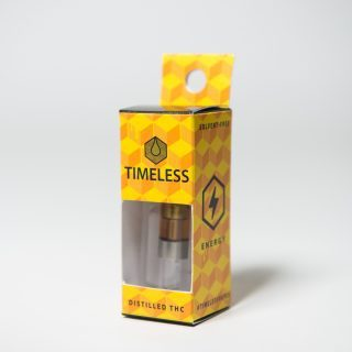 Energy super lemon vape cartridge