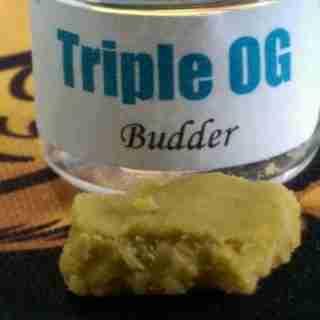 Budder Triple OG