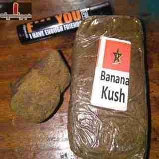 Buy Banana Kush hash