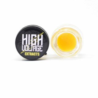 High Voltage Extracts Live Resin