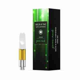 Green Crack Delta 8 THC Vape Cartridge